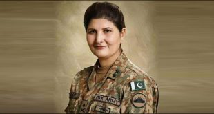 first female lieutenant general