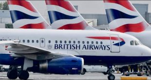 British Airways announces resumption of flights