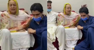 Mother forgives son and daughter-in-law