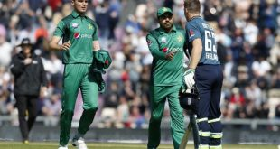 first T20 between Pakistan and England