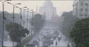 Heavy rain forecast in Karachi