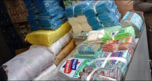 Crackdown on banned plastic bags