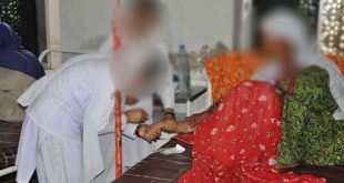 woman died due to wrong injection