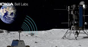 4G internet on the moon