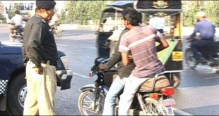 Double riding ban lifted