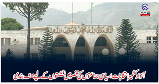 Azad Kashmir elections; Alignment of reserved seats for political parties